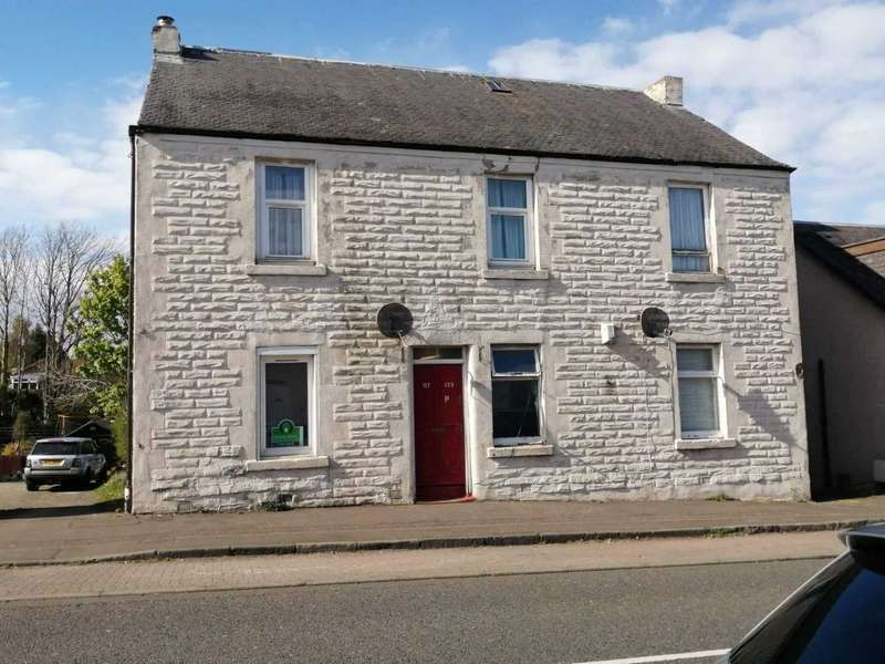 1 Bedroom Flat for sale in Station Road, Kelty, KY4
