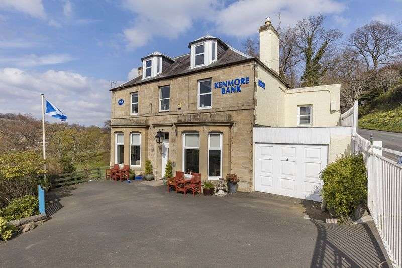 6 Bedrooms Property for sale in Kenmore Bank, Oxnam Road, Jedburgh