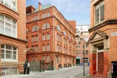 2 Bedrooms Flat for rent in 2 Harter Street, M1
