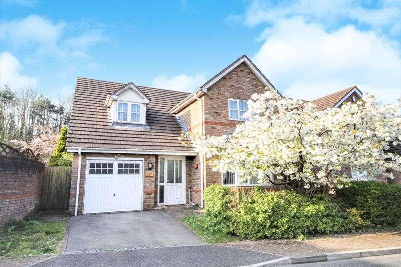 4 Bedrooms Property for sale in Nant Y Moor Close Coedkernew, Newport