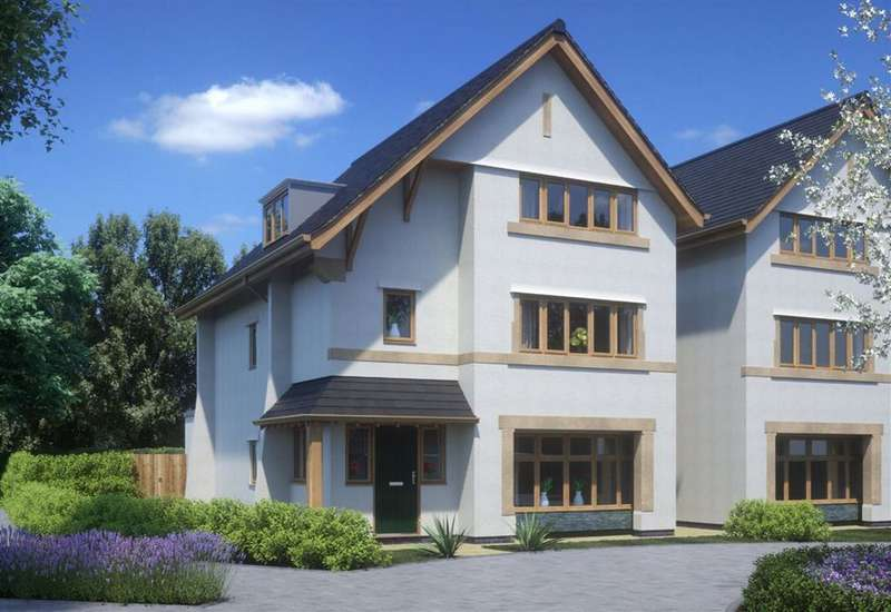 5 Bedrooms Detached House for sale in Brancote Road, Oxton, Merseyside