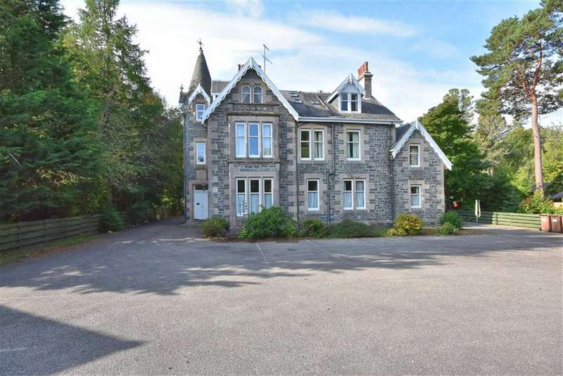 3 Bedrooms Apartment Flat for sale in Grantown on Spey