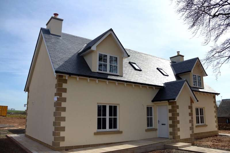 4 Bedrooms Detached House for sale in Hyndberry, Pyatshaw, Lauder, Scottish Borders, TD2