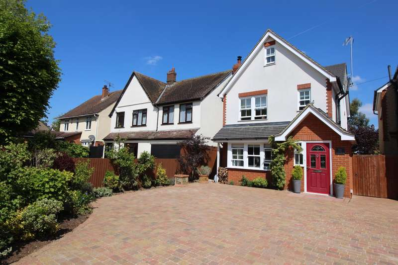 4 Bedrooms Detached House for sale in Hertford Road, Stevenage, SG2 8ST