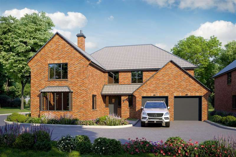 5 Bedrooms Detached House for sale in Wymondham, NR18