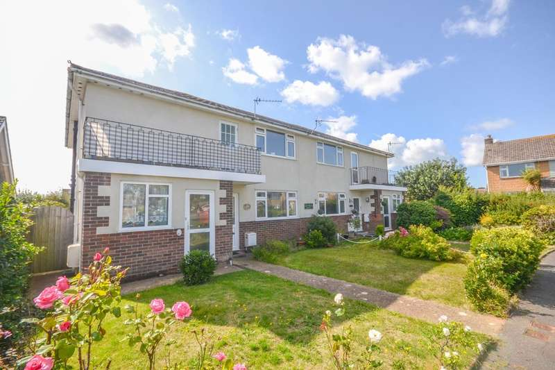 2 Bedrooms Ground Flat for sale in Walls Road, Bembridge