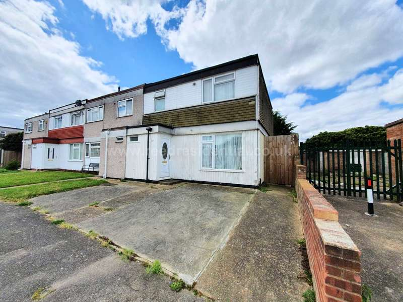 3 Bedrooms Terraced House for sale in Jones Close, Southend on Sea