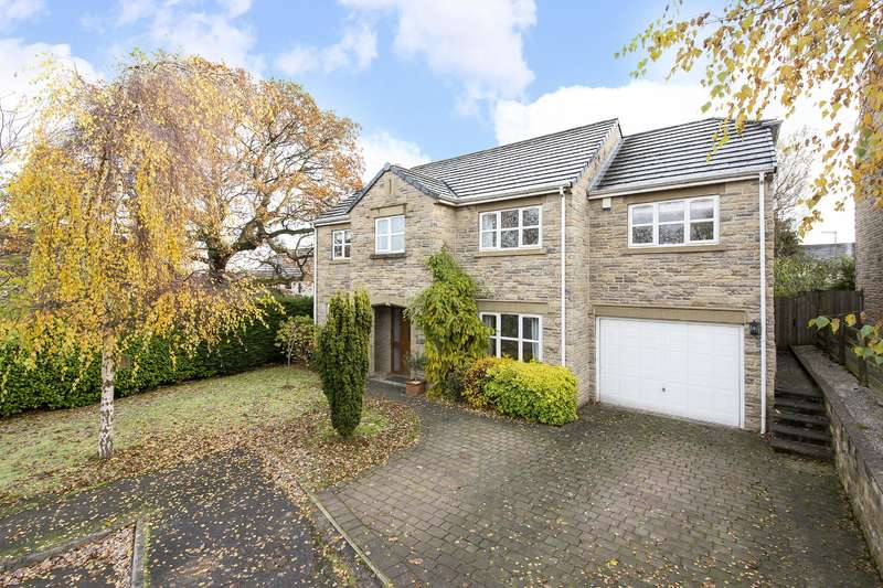 5 Bedrooms Detached House for sale in Swallow Close, Pool in Wharfedale, Otley, LS21