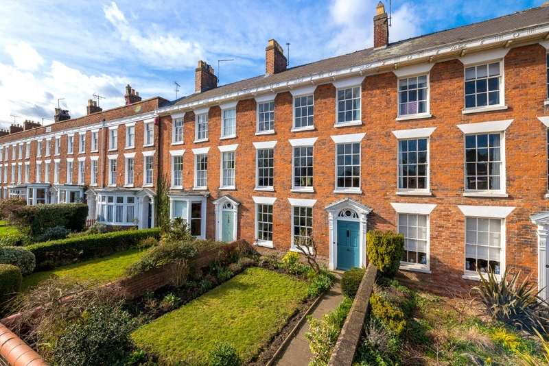 4 Bedrooms Town House for sale in London Road, Spalding, Lincolnshire, PE11