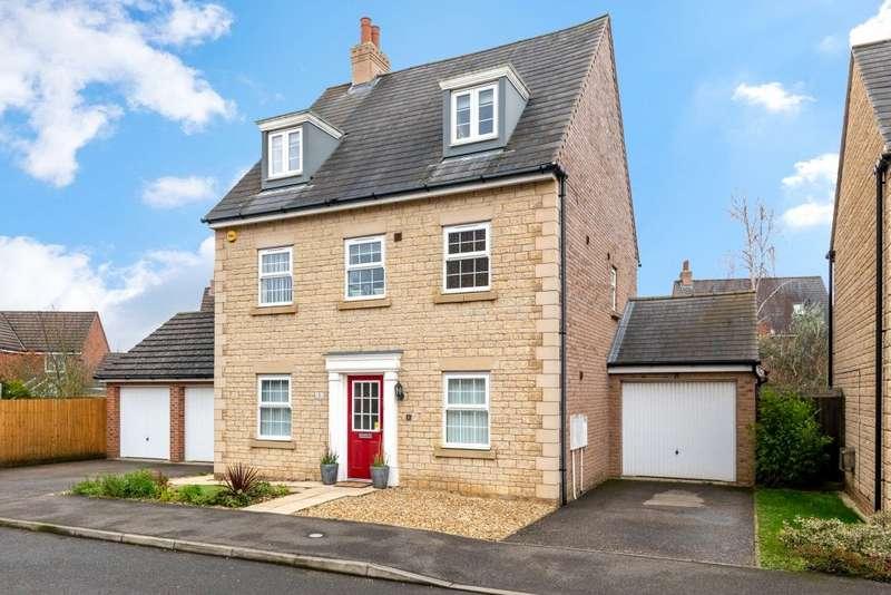 5 Bedrooms Detached House for sale in Badger Lane, Bourne, Lincolnshire, PE10