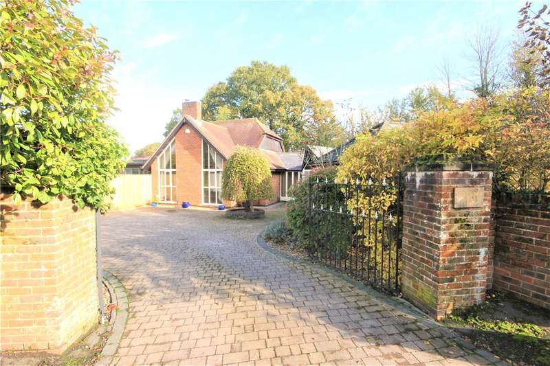 5 Bedrooms Detached House for sale in Salisbury Road, Burton, Christchurch, Dorset, BH23