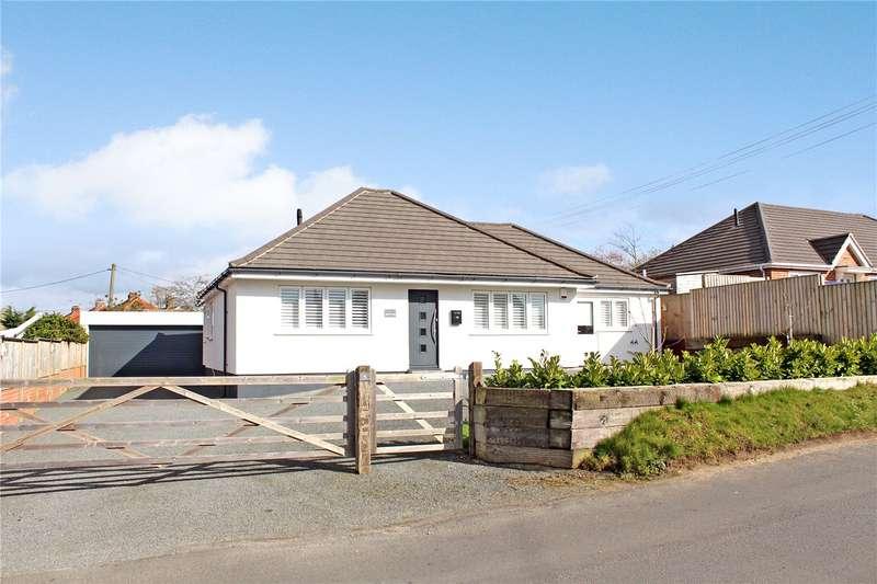 3 Bedrooms Detached Bungalow for sale in Kents Lane, Bungay, Suffolk, NR35