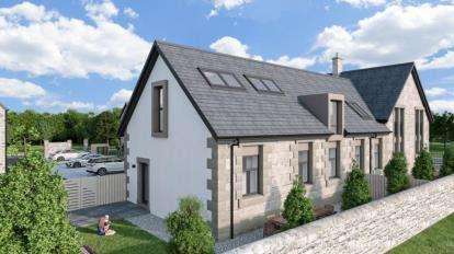 House for sale in The Primary, Gartshore Road, Kirkintilloch, Glasgow