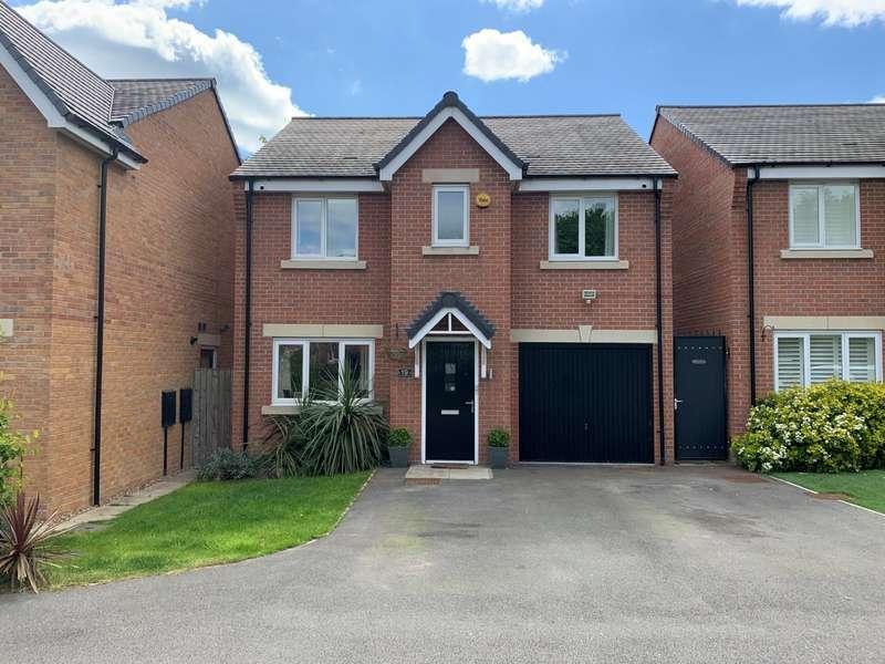 4 Bedrooms Detached House for sale in Amelia Stewart Lane, Crossgates, Leeds, West Yorkshire, LS15