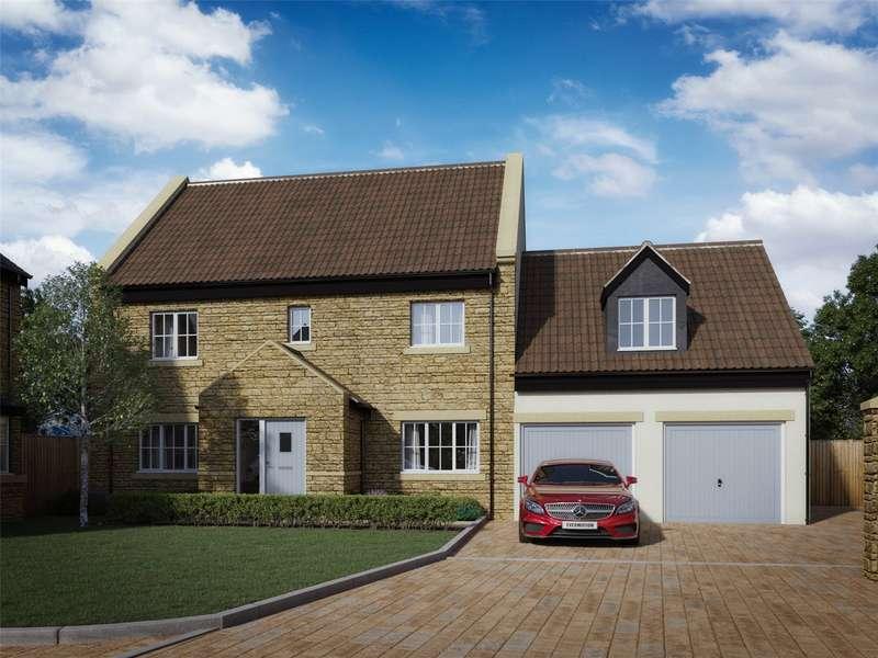 4 Bedrooms Detached House for sale in Hardington Moor, Hardington Moor, Yeovil, Somerset, BA22