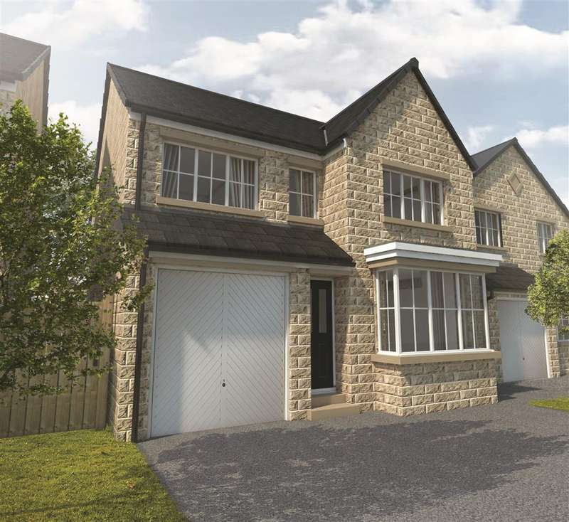 4 Bedrooms Detached House for sale in The Burnsall, Plot 6, Thackley Grange, Thackley. BD10 8LW
