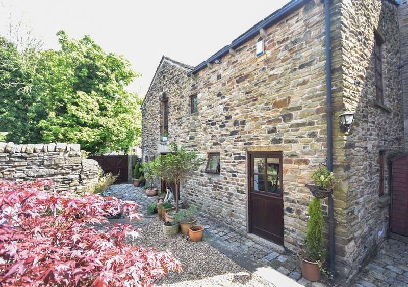 3 Bedrooms Unique Property for sale in Old Cross, Old Glossop