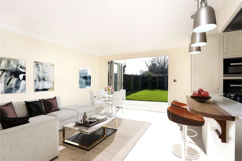 5 Bedrooms Detached House for sale in The Old Stable Yard, Parsonage Lane, Windsor, Berkshire, SL4
