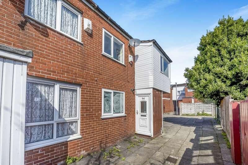 4 Bedrooms Property for sale in Castlehey, Skelmersdale, WN8
