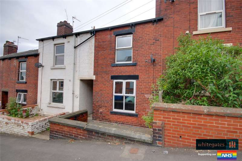 2 Bedrooms Terraced House for sale in Limpsfield Road, Sheffield, South Yorkshire, S9