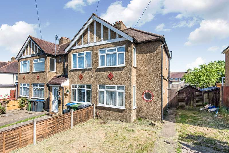 End Of Terrace House for sale in Church Lane, Chessington, Surrey, KT9