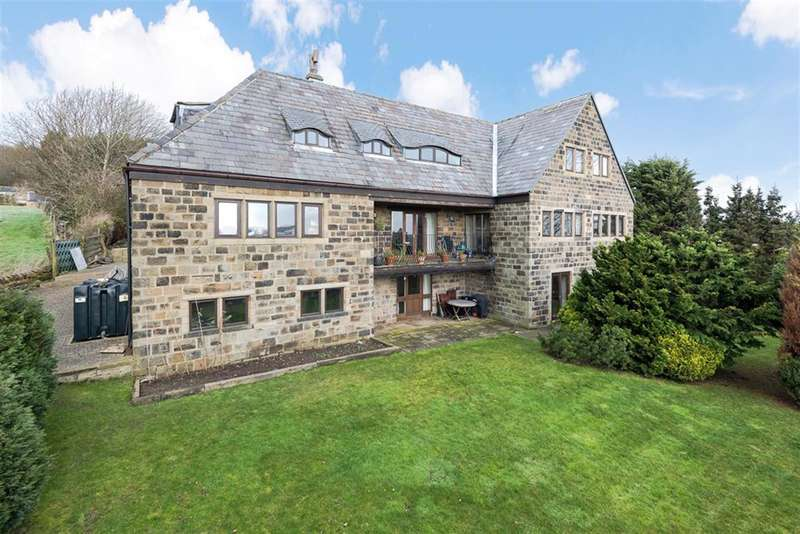 5 Bedrooms Detached House for sale in Dean Lane, Hawksworth, Leeds, LS20 8NY