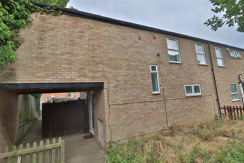 Terraced House for rent in Minerva Way, Wellingborough, Northamptonshire, NN8