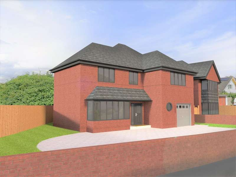 4 Bedrooms Detached House for sale in The Conifers BH25