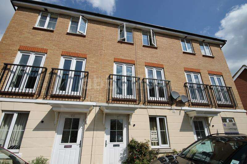 1 Bedroom Property for rent in Caddow Road, Norwich
