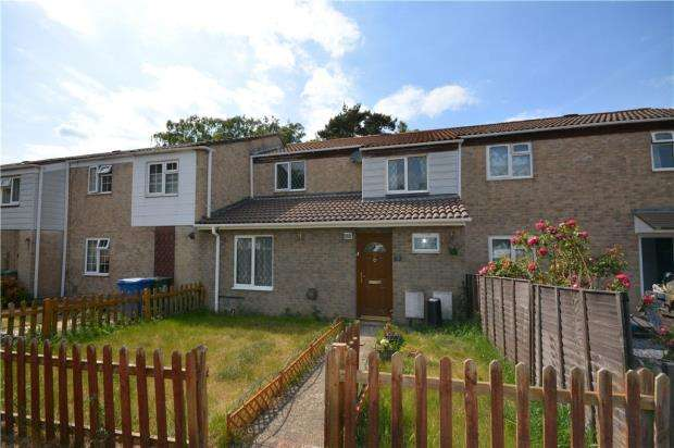 4 Bedrooms Terraced House for sale in Jameston, Bracknell, Berkshire