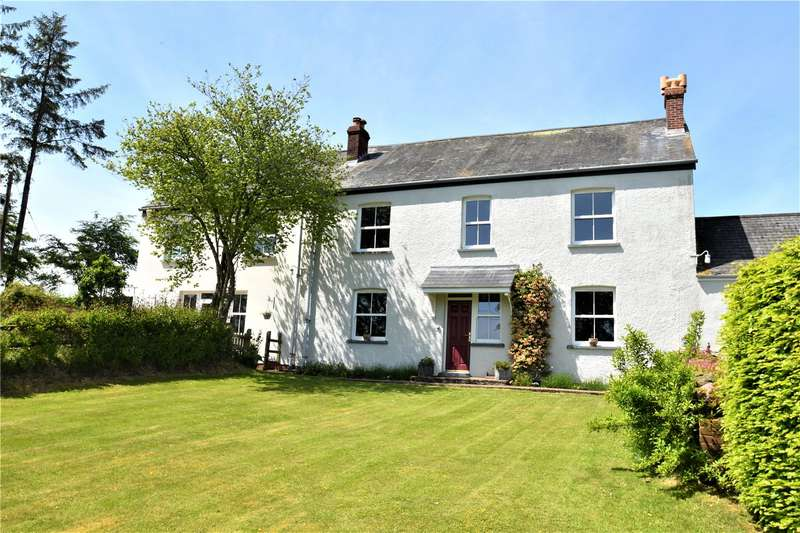6 Bedrooms Detached House for sale in Stoodleigh, Tiverton, Devon, EX16
