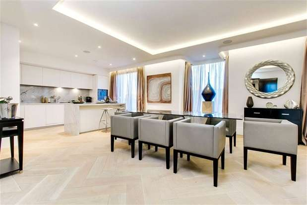 3 Bedrooms Flat for sale in St Edmunds Terrace, London