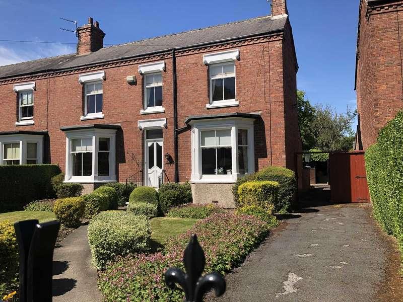 3 Bedrooms Semi Detached House for sale in Stockton Road, Haughton Le Skerne, Darlington