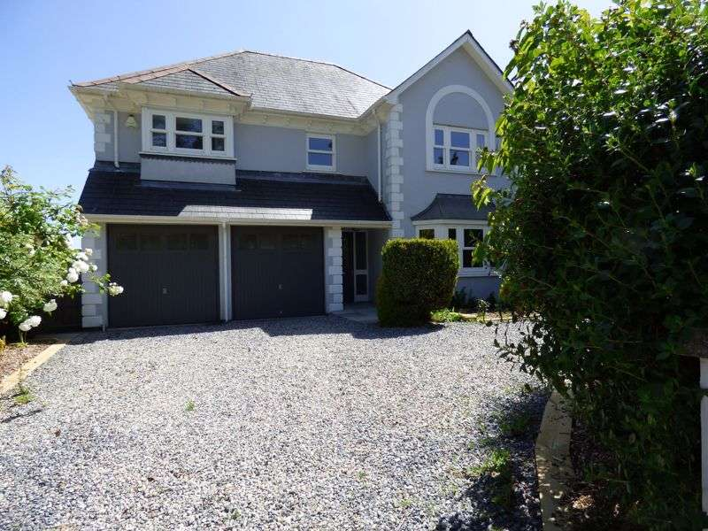 5 Bedrooms Property for sale in EXECUTIVE STYLE DETACHED FAMILY HOME - TAVISTOCK