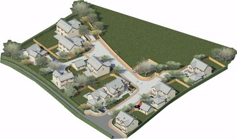 4 Bedrooms Detached House for sale in Llys Dolgader, Ammanford
