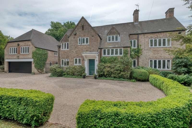 8 Bedrooms Detached House for sale in Linthurst Road, Barnt Green, B45 8JJ