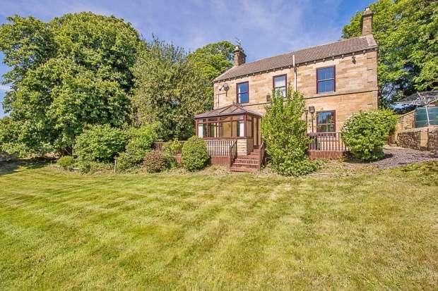 Detached House for sale in Liddells Fell Road, Blaydon-On-Tyne, Tyne And Wear, NE21 4SZ