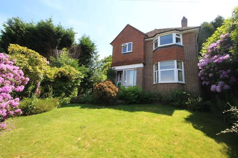 4 Bedrooms Detached House for sale in Park Crescent, Forest Row, RH18