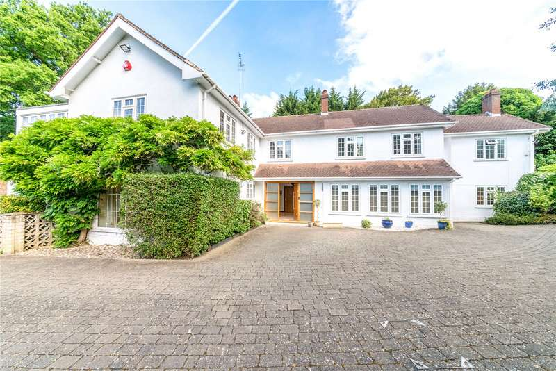 5 Bedrooms Detached House for sale in Fallowfield, Stanmore, HA7