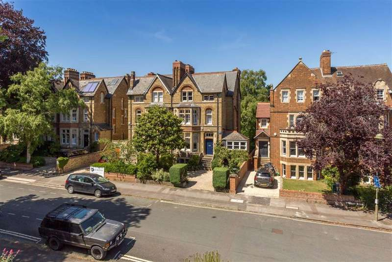 6 Bedrooms Semi Detached House for sale in Norham Road, Oxford