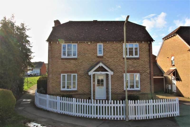 4 Bedrooms Detached House for sale in The Bulrushes, Singleton, Ashford, TN23 5GD
