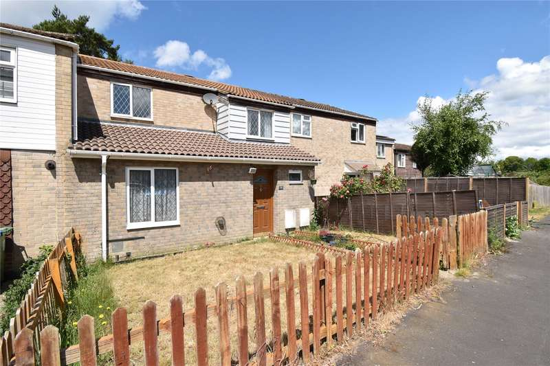 3 Bedrooms Terraced House for sale in Jameston, Bracknell, Berkshire, RG12