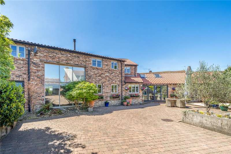 6 Bedrooms Barn Conversion Character Property for sale in Sweeming Lane, Little Fenton, Nr Tadcaster, North Yorkshire