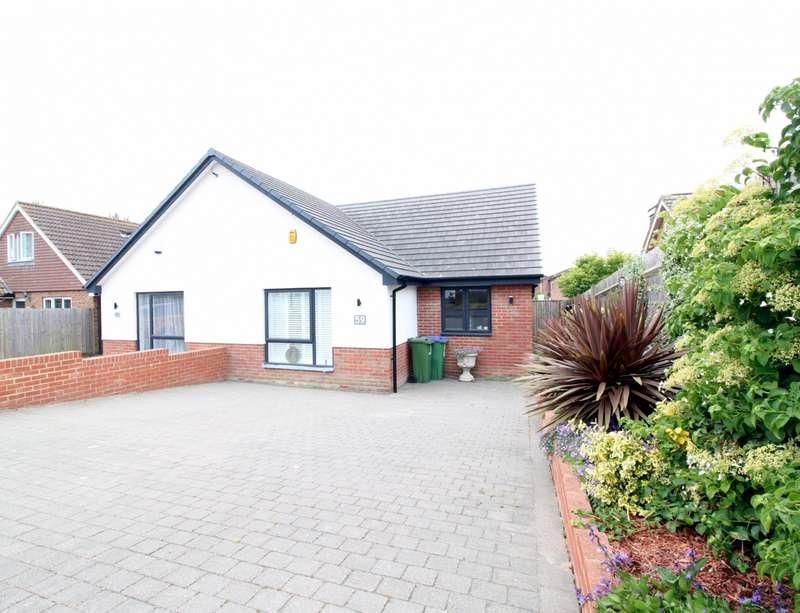 3 Bedrooms Bungalow for sale in Glynne Road West, BN10