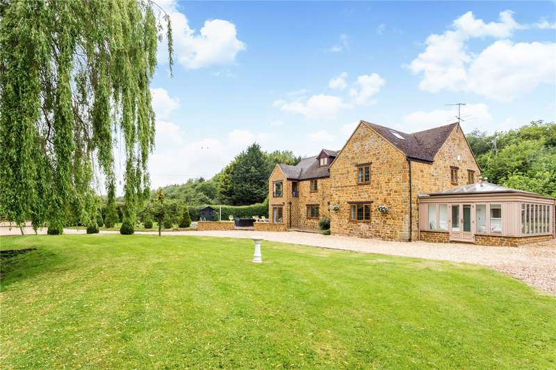 6 Bedrooms Detached House for sale in Wardington Road, Chacombe, Banbury, Oxfordshire, OX17