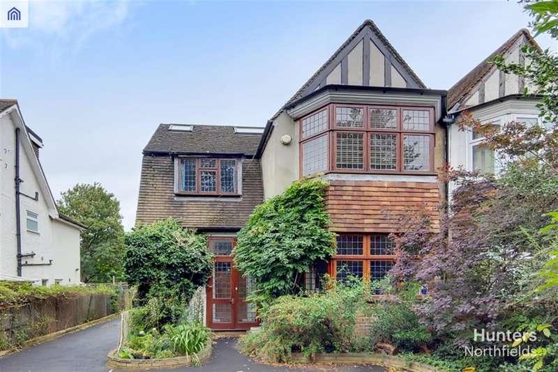 5 Bedrooms Semi Detached House for sale in Kent Gardens, Ealing, W13 8BU