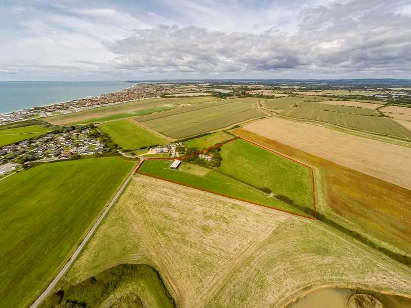 4 Bedrooms Detached House for sale in Drove Lane, Earnley, Chichester, West Sussex, PO20