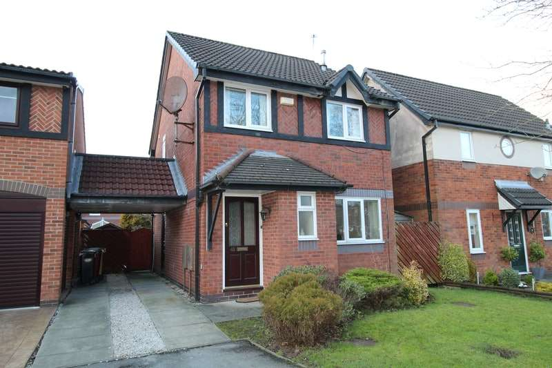 3 Bedrooms Detached House for sale in Ringley Meadows, Manchester, Greater Manchester, M26
