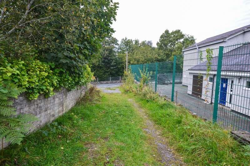 Land Commercial for sale in Coetmor Road, Bethesda, Bangor, LL57