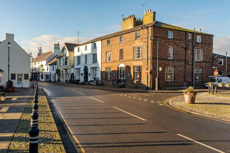 Retail Property (high Street) Commercial for sale in Castle Street, Beaumaris, Anglesey, LL58